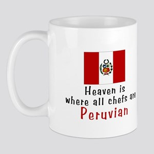 Peruvian Chefs Mug