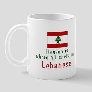 Lebanese Chefs Mug