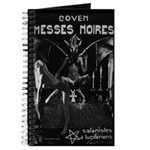 Journal with Coven's French Black Mass on front