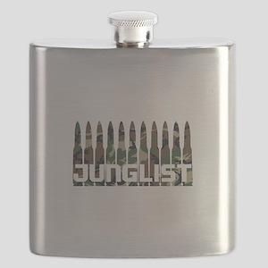 Junglist Camo1 Flask