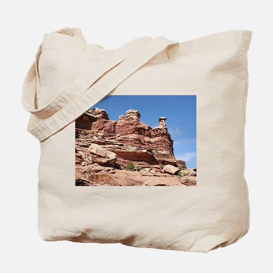 Near Dead Horse Point State Park, Utah, U Tote Bag