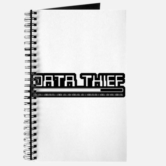 Data Thief Journal
