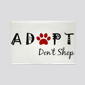 Adopt. Don't Shop. Magnets