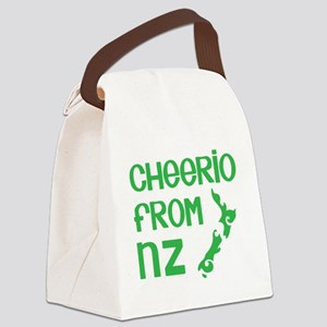 Cheerio from NZ Canvas Lunch Bag