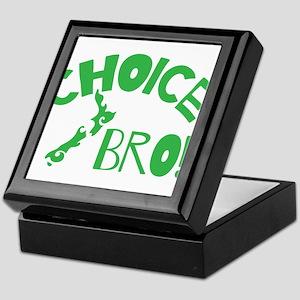 Choice Bro Keepsake Box