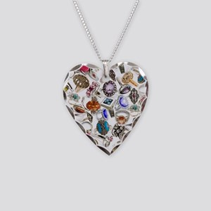 jewelry rings Necklace Heart Charm