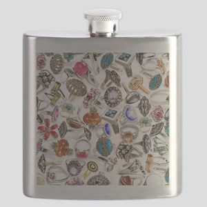 jewelry rings Flask