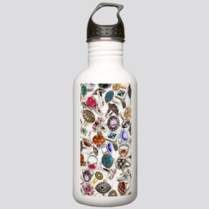 jewelry rings Stainless Water Bottle 1.0L