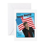 Dave Barry For President Greeting Cards (Pk of 10