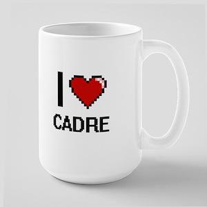 I love Cadre Digitial Design Mugs