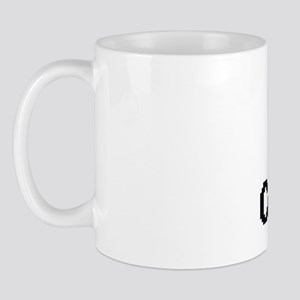 I love Candor Digitial Design Mug