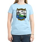 USS HUNLEY Women's Light T-Shirt
