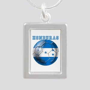 Honduras Soccer Football Necklaces