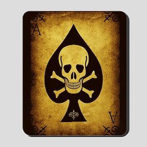 The Death Card Mousepad