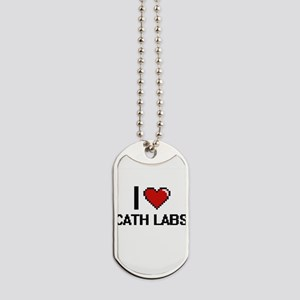 I love Cath Labs Digitial Design Dog Tags
