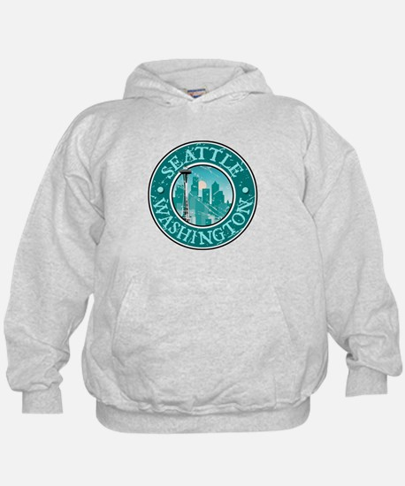 Seattle, Washington Hoodie