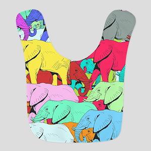 Elephants Parade Bib