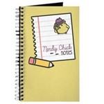 Nerdy Chick Notes Journal