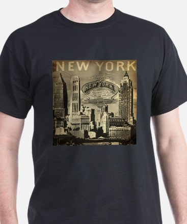 Vintage USA New York T-Shirt