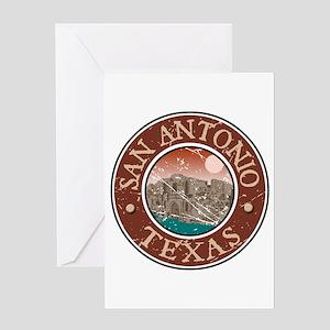 San Antonio Greeting Card