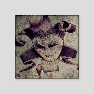 """gothic grunge renaissance j Square Sticker 3"""" x 3"""""""