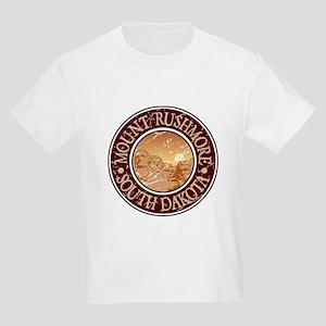 Mount Rushmore Kids Light T-Shirt
