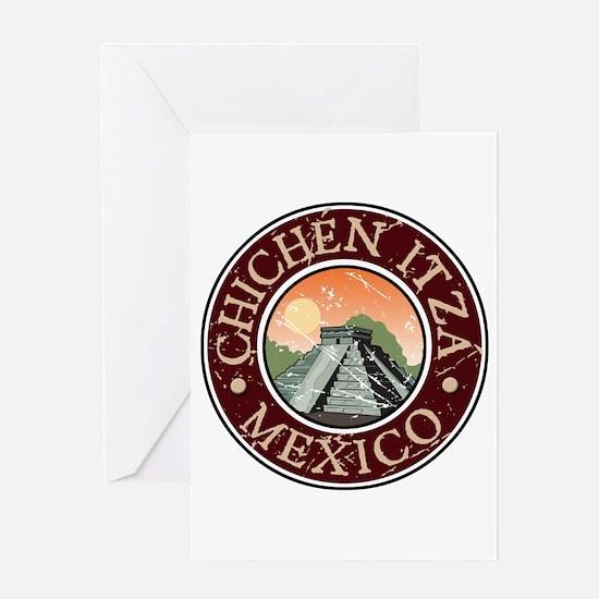 Chichen Itza, Mexico Greeting Card