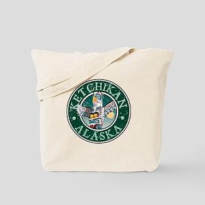 Ketchikan, Alaska Tote Bag