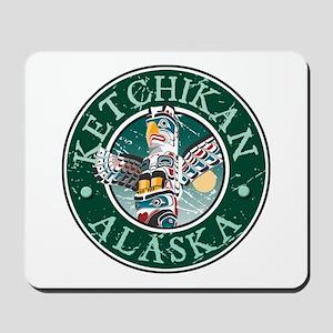 Ketchikan, Alaska Mousepad
