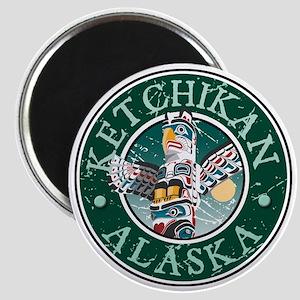 Ketchikan, Alaska Magnet