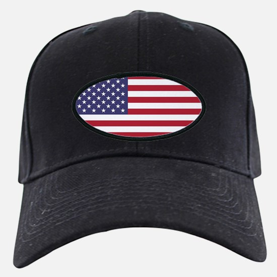 USA flag authentic version Baseball Hat