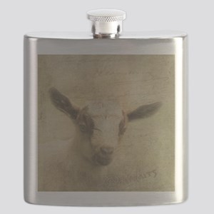 Baby Goat Socke Flask