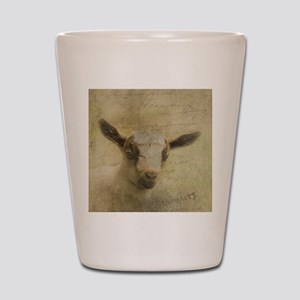 Baby Goat Socke Shot Glass