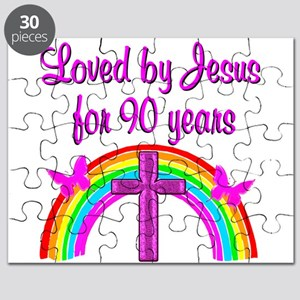90TH CHRISTIAN Puzzle