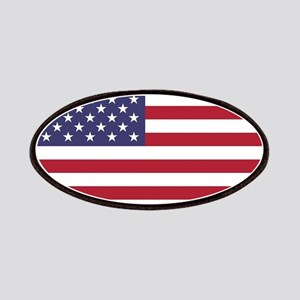 USA flag authentic version Patch