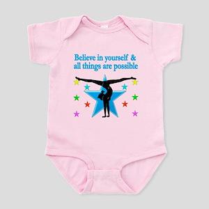 INSPIRED GYMNAST Infant Bodysuit