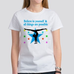 INSPIRED GYMNAST Women's T-Shirt