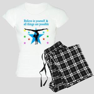 INSPIRED GYMNAST Women's Light Pajamas