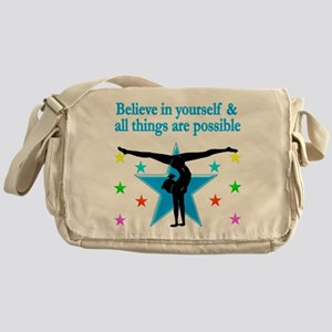 INSPIRED GYMNAST Messenger Bag