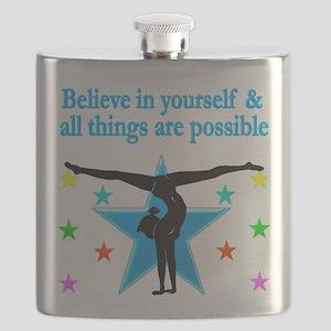 INSPIRED GYMNAST Flask