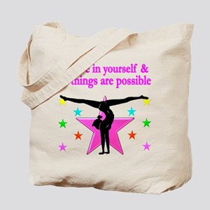 INSPIRED GYMNAST Tote Bag
