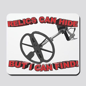 Relics Can Hide Mousepad