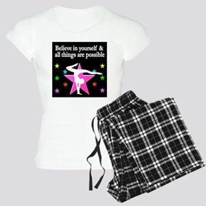 GYMNAST DREAMS Women's Light Pajamas