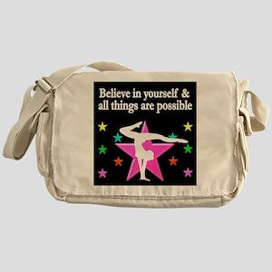 GYMNAST DREAMS Messenger Bag