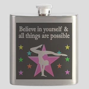 GYMNAST DREAMS Flask