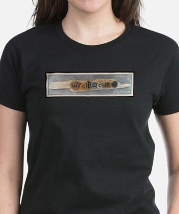 Welcome on Driftwood T-Shirt