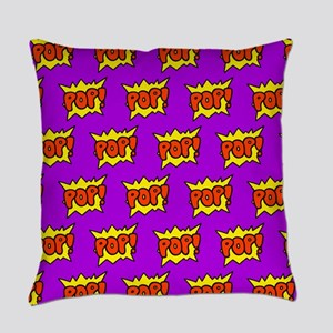'Pop!' Everyday Pillow