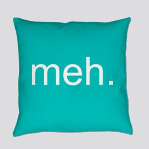 'meh.' Everyday Pillow