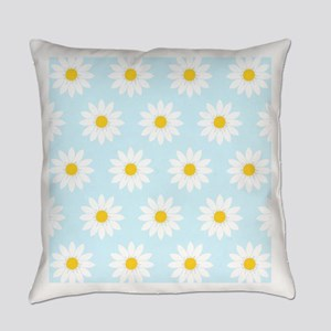 'Daisies' Everyday Pillow
