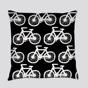 'Bicycles' Everyday Pillow